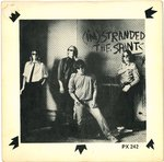"SAINTS, THE - (I'm) Stranded - 7"" + P/S (VG+/VG) (P)"