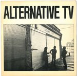"ALTERNATIVE TV - Life After Life - 7"" + P/S (EX/VG+) (P) 2"