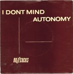 "BUZZCOCKS, THE - I Don't Mind - 7"" + P/S (VG+/EX*) (P)"
