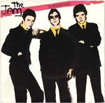 "JAM, THE - The Modern World - 7"" + P/S (EX-/EX) (M)"
