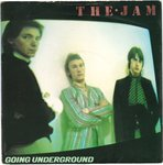 "JAM, THE - Going Underground - 7"" + P/S (VG+/VG+) (M)"