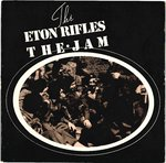 "JAM, THE - Eton Rifles - 7"" + P/S (EX-/VG-) (M)"