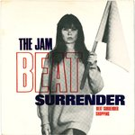 "JAM, THE - Beat Surrender - 7"" + P/S (VG/VG) (M)"