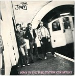 "JAM, THE - Down In The Tube Station At Midnight - 7"" + P/S (VG+/VG+) (M)"