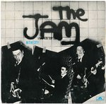"JAM, THE - In The City 7"" + P/S (VG+/VG+) (M)"