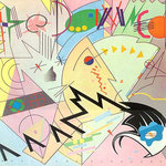 DAMNED, THE - Music For Pleasure - LP (EX/EX-) (P)