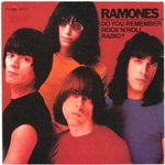 "RAMONES, THE - Do You Remember Rock 'N' Radio 7"" (+ FRENCH P/S) (EX-/EX) (P)"