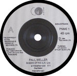 "WELLER, PAUL - Shadow Of The Sun (NME FREE) - 7"" (-/VG) (M)"