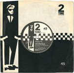 "SPECIALS, THE - Stereotype - 7"" + CS (VG+/VG+) (SKA)"