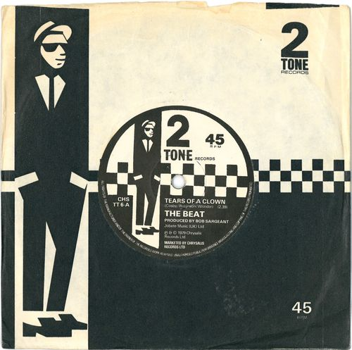 "BEAT, THE - Tears Of A Clown - 7"" + CS (VG/VG+) (SKA)"