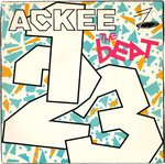 "BEAT, THE - Ackee 1-2-3 - 7"" + P/S (VG+/VG+) (SKA)"