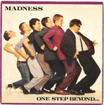 "MADNESS - One Step Beyond - 7"" + P/S (VG/VG) (SKA)"