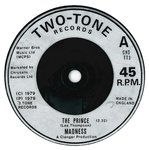 "MADNESS - The Prince - 7"" (-/POOR) (SKA)"