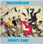 "MADNESS - Grey Day - 7"" + P/S (VG+/VG+) (SKA)"