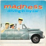 "MADNESS - Driving In My Car - 7"" + P/S (EX/EX-) (SKA)"