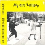 "BAD MANNERS - My Girl Lollipop - 7"" + P/S (VG+/EX-) (SKA)"