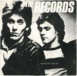 "RECORDS, THE - Hearts In Her Eyes - 7"" + P/S (VG/EX-) (M)"