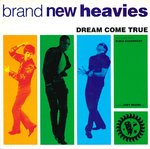 "BRAND NEW HEAVIES - Dream Come True - 7"" + P/S (EX/VG+) (M)"