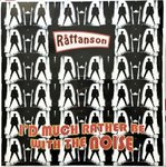 RATTANSON - I'd Much Rather Be With The Noise LP (NEW) (M)