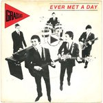 "GRADUATE - Ever Met A Day - 7"" + P/S (VG/VG) (M)"
