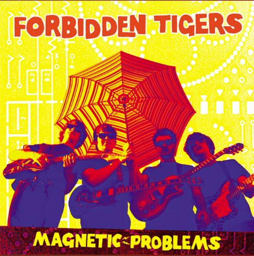 FORBIDDEN TIGERS - Magnetic Problems CD (NEW) (M)