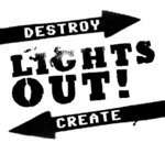 LIGHTS OUT - Destroy/Create CD (NEW) (P)