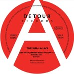 "SHA LA LA'S, THE - (Get On Up) Bringin' Back The Love (BLACK VINYL) 12"" (NEW)"