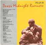 "DEXY'S MIDNIGHT RUNNERS - Plan B / Soul Fingers - 7"" + P/S (VG+/EX) (M)"