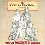 "DEXY'S MIDNIGHT RUNNERS - The Celtic Soul Brothers - 7"" (EX/EX-) (M)"