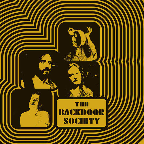 BACKDOOR SOCIETY, THE - The Backdoor Society LP + DL CODE (NEW) (M)