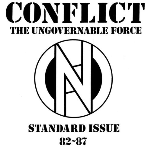 CONFLICT - Standard Issue 82 - 87 LP (NEW) (P)