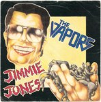 "VAPORS, THE - Jimmie Jones - 7"" + P/S (VG/VG+) (M)"