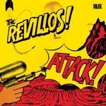 REVILLOS, THE - Attack LP (NEW) (P)