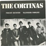 "CORTINAS, THE - Fascist Dictator 7"" + P/S (EX/EX) (P)"