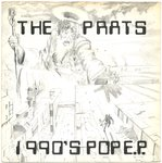 "PRATS, THE - 1990's Pop EP 7"" + P/S (EX/EX) (P)"