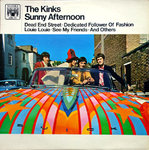 KINKS, THE - Sunny Afternoon LP (EX-/VG+) (M)