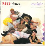 "MO-DETTES, THE - Tonight (POSTCARD SLEEVE) - 7"" + P/S (EX/VG+) (M)"