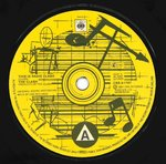 "CLASH, THE - This Is Radio Clash 7"" (-/VG) (P)"