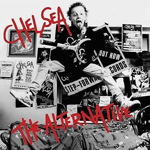 CHELSEA - The Alternative (RED VINYL) DOUBLE LP (M-/M-) (P)
