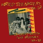 V/A - Bored Teenagers Vol 12 LP + A5 BOOKLET (NEW)  <<< PLEASE READ RELEASE DATE BELOW >>>