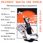 V/A - Skankin' 'Round The World #2 - The International Ska Compilation LP (EX/EX) (M)