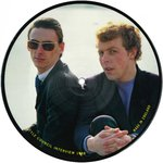 "STYLE COUNCIL, THE - Interview 1988 (PICTURE DISC) 7"" (-/EX) (M)"