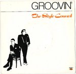 "STYLE COUNCIL, THE - Groovin' - 7"" + P/S (VG+/VG+) (M)"
