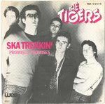 "TIGERS, THE - Ska Trekkin - 7"" (+ GERMAN P/S) (EX-/EX) (M)"