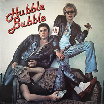 HUBBLE BUBBLE - Hubble Bubble LP (NEW) (P)