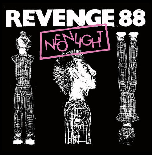 REVENGE 88 - Neon Light LP (NEW) (P)