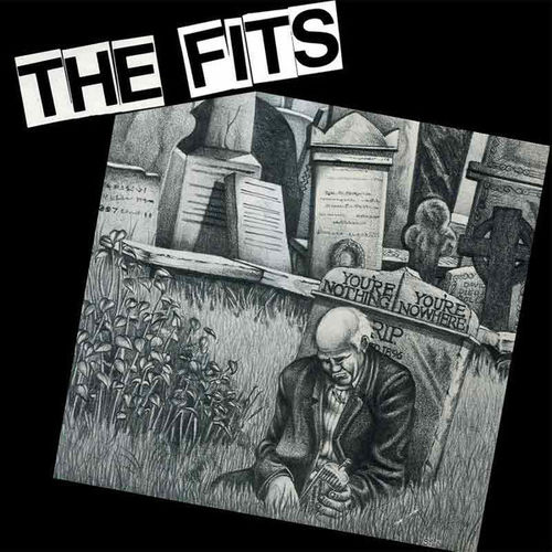 FITS, THE - You're Nothing, You're Nowhere (BLUE VINYL) - LP (NEW) (P)