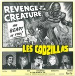 "GODZILLAS, LES - The Revenge Of The Creature EP 7"" + P/S (NEW) (M)"