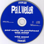WELLER, PAUL Vs PORTISHEAD - Wild Wood (PROMO) CD (EX) (M)