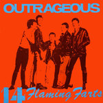 OUTRAGEOUS - 14 Flaming Farts LP (VG+/EX) (P)
